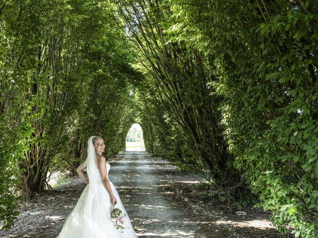 Il matrimonio di Luca e Silvia a Robecco sul Naviglio, Milano 39