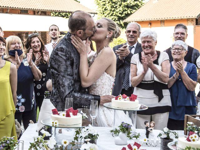 Il matrimonio di Luca e Silvia a Robecco sul Naviglio, Milano 46