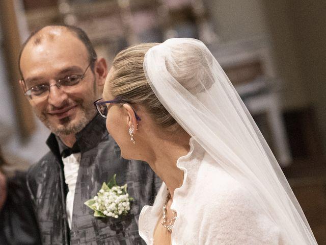 Il matrimonio di Luca e Silvia a Robecco sul Naviglio, Milano 18