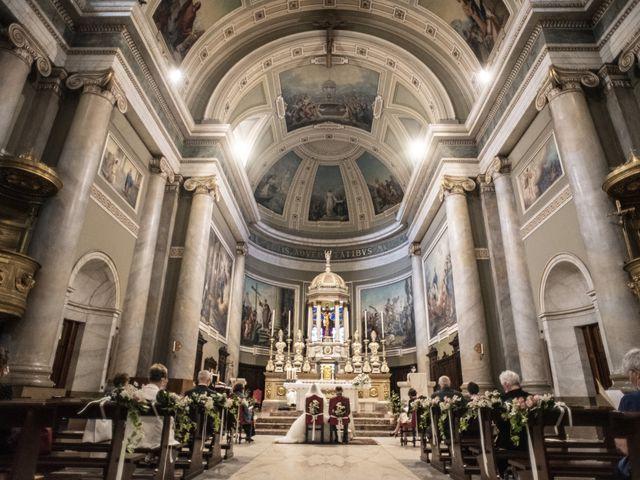 Il matrimonio di Luca e Silvia a Robecco sul Naviglio, Milano 16