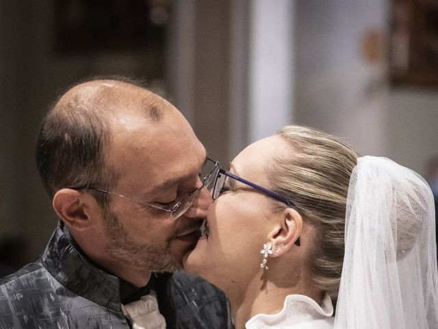Il matrimonio di Luca e Silvia a Robecco sul Naviglio, Milano 21