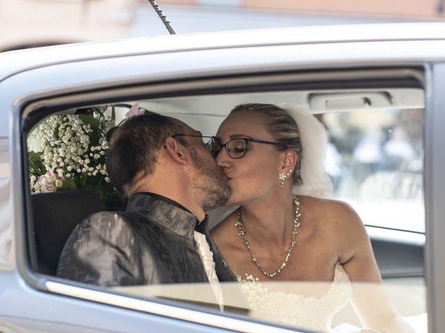 Il matrimonio di Luca e Silvia a Robecco sul Naviglio, Milano 28