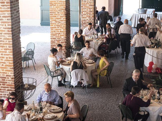 Il matrimonio di Luca e Silvia a Robecco sul Naviglio, Milano 30