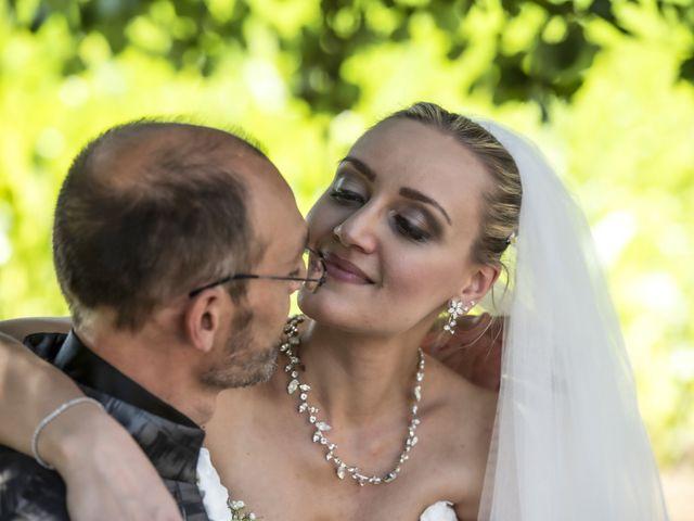 Il matrimonio di Luca e Silvia a Robecco sul Naviglio, Milano 40