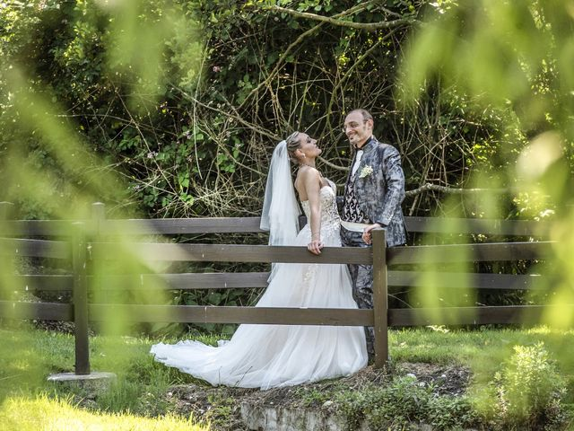 Il matrimonio di Luca e Silvia a Robecco sul Naviglio, Milano 34