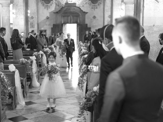 Il matrimonio di Mirko e Martina a Verona, Verona 41