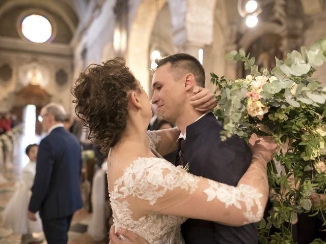 Il matrimonio di Mirko e Martina a Verona, Verona 42