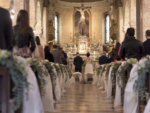 Il matrimonio di Mirko e Martina a Verona, Verona 44