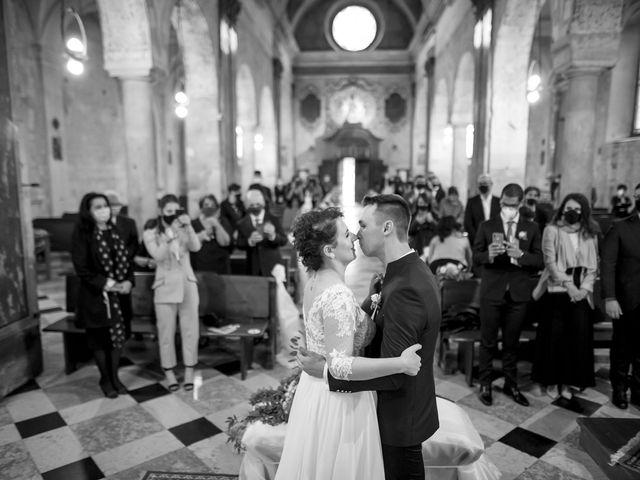 Il matrimonio di Mirko e Martina a Verona, Verona 54