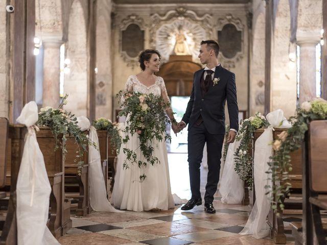 Il matrimonio di Mirko e Martina a Verona, Verona 55