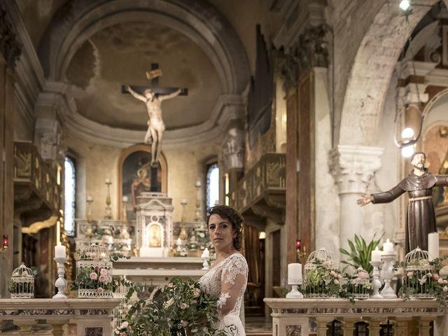 Il matrimonio di Mirko e Martina a Verona, Verona 56