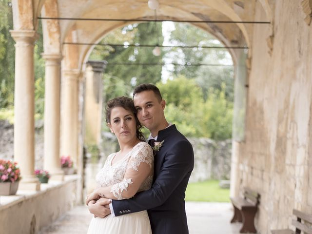 Il matrimonio di Mirko e Martina a Verona, Verona 59
