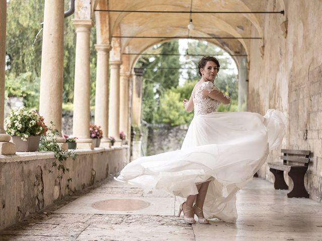 Il matrimonio di Mirko e Martina a Verona, Verona 62
