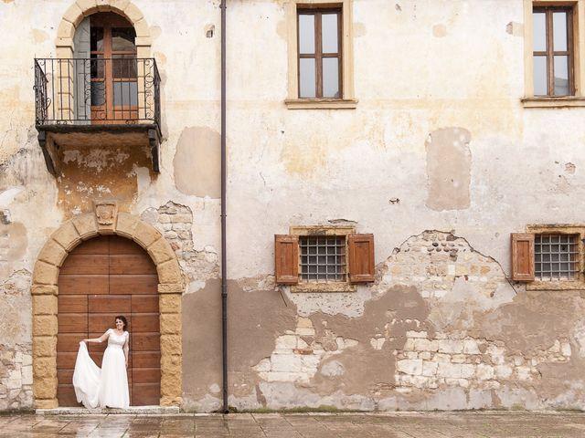 Il matrimonio di Mirko e Martina a Verona, Verona 65