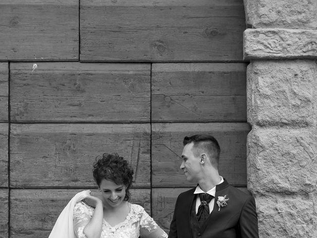 Il matrimonio di Mirko e Martina a Verona, Verona 66