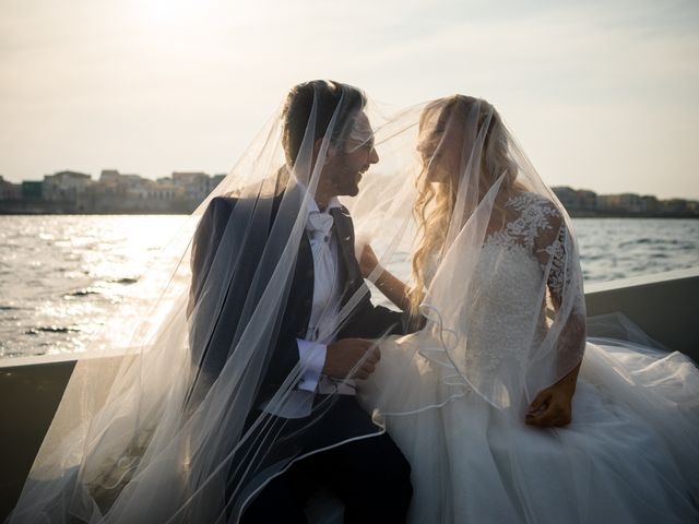Il matrimonio di Marco e Viviana a Siracusa, Siracusa 18