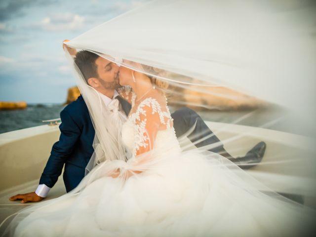 Il matrimonio di Marco e Viviana a Siracusa, Siracusa 35