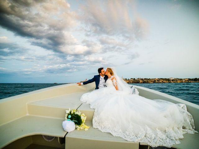 Il matrimonio di Marco e Viviana a Siracusa, Siracusa 42