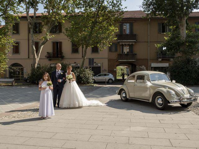 Il matrimonio di Francesco e Maria Luisa a Milano, Milano 19