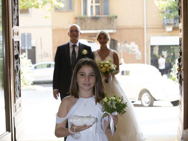 Il matrimonio di Francesco e Maria Luisa a Milano, Milano 20