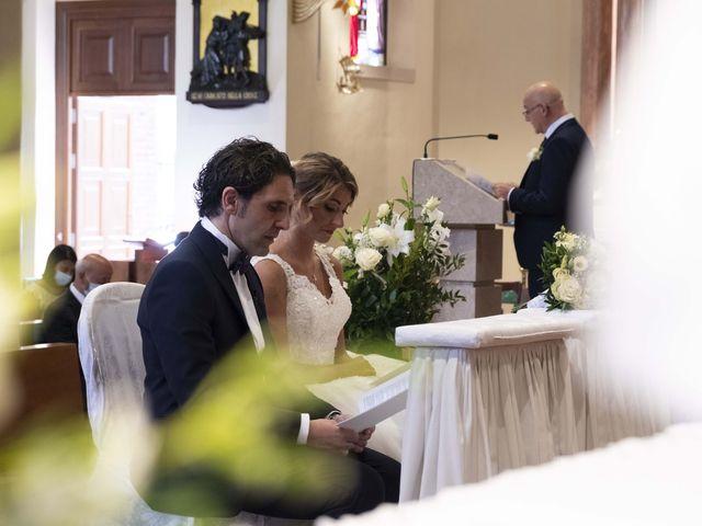 Il matrimonio di Francesco e Maria Luisa a Milano, Milano 23