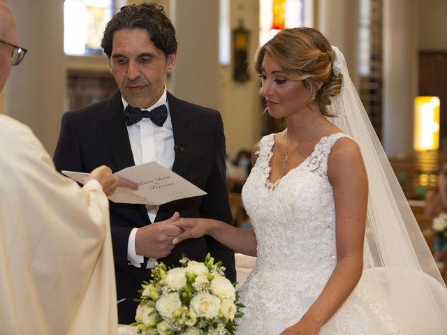 Il matrimonio di Francesco e Maria Luisa a Milano, Milano 24