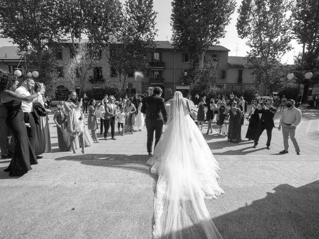 Il matrimonio di Francesco e Maria Luisa a Milano, Milano 35