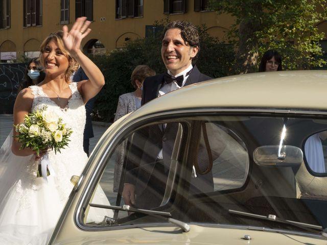 Il matrimonio di Francesco e Maria Luisa a Milano, Milano 36