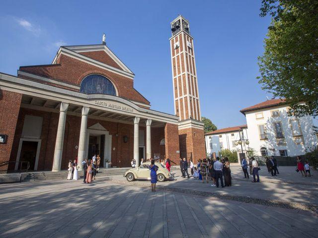 Il matrimonio di Francesco e Maria Luisa a Milano, Milano 38