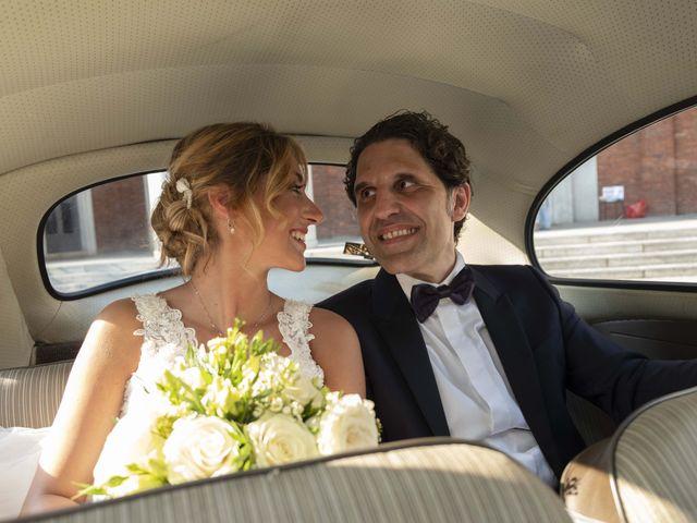 Il matrimonio di Francesco e Maria Luisa a Milano, Milano 39