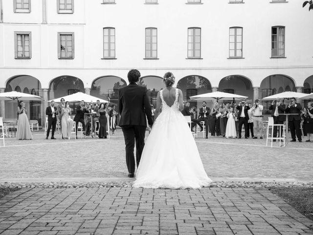 Il matrimonio di Francesco e Maria Luisa a Milano, Milano 54