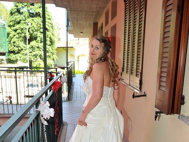 Il matrimonio di Paolo e Sarah a Binasco, Milano 5