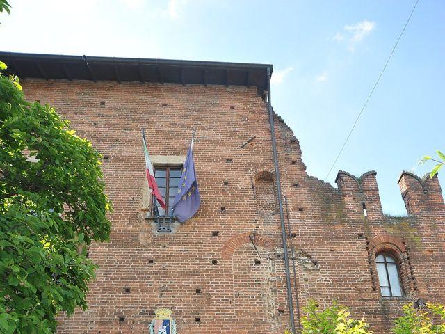 Il matrimonio di Paolo e Sarah a Binasco, Milano 6