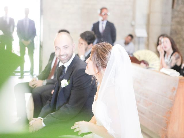 Il matrimonio di Giuliano e Gemma a Amaseno, Frosinone 9