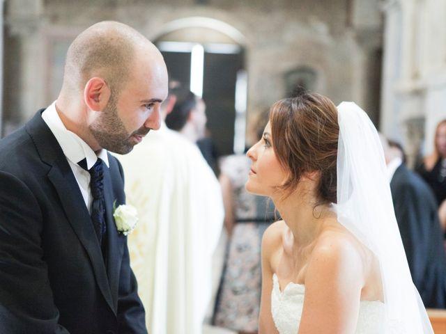 Il matrimonio di Giuliano e Gemma a Amaseno, Frosinone 10