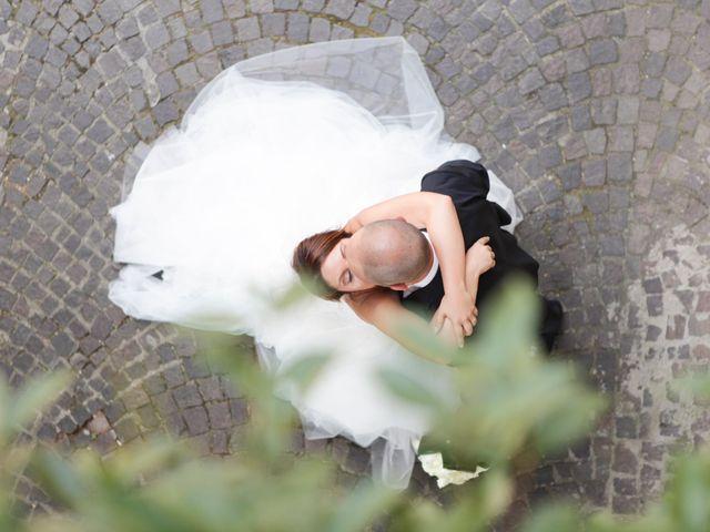 Il matrimonio di Giuliano e Gemma a Amaseno, Frosinone 14