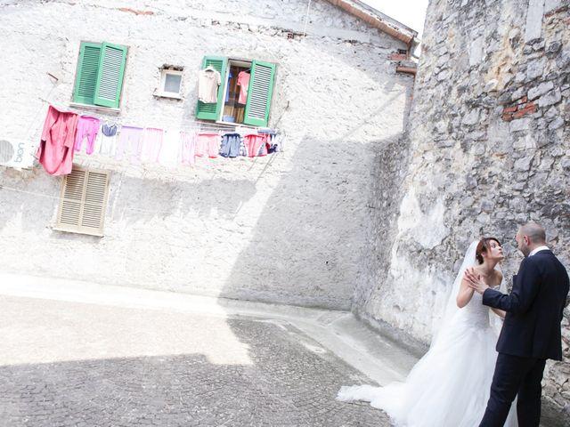 Il matrimonio di Giuliano e Gemma a Amaseno, Frosinone 15