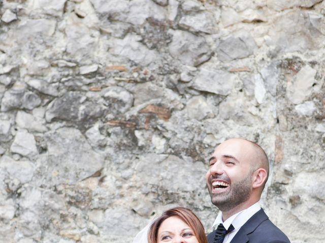 Il matrimonio di Giuliano e Gemma a Amaseno, Frosinone 16