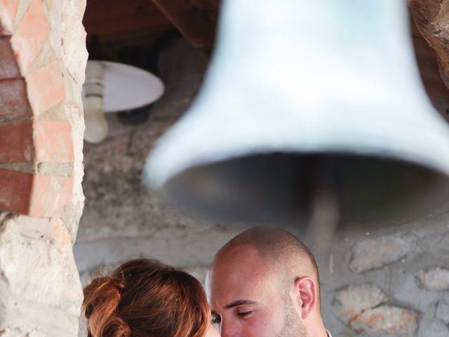 Il matrimonio di Giuliano e Gemma a Amaseno, Frosinone 19