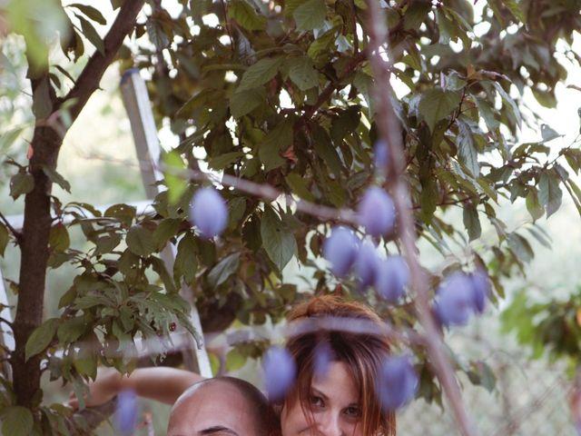 Il matrimonio di Giuliano e Gemma a Amaseno, Frosinone 20