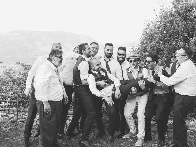 Il matrimonio di Giuliano e Gemma a Amaseno, Frosinone 21