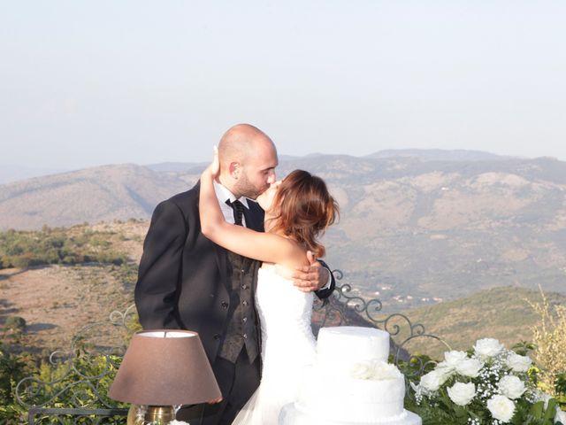 Il matrimonio di Giuliano e Gemma a Amaseno, Frosinone 22