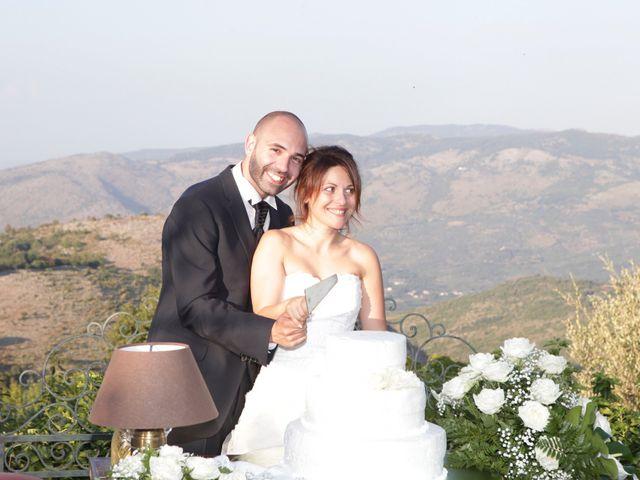 Le nozze di Gemma e Giuliano