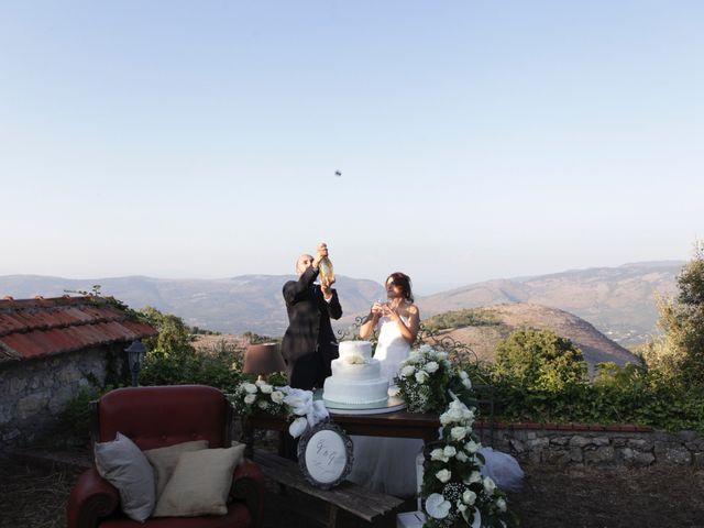 Il matrimonio di Giuliano e Gemma a Amaseno, Frosinone 24