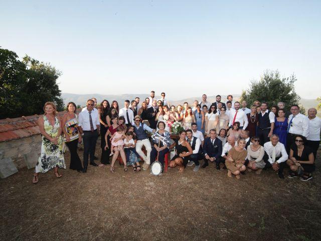 Il matrimonio di Giuliano e Gemma a Amaseno, Frosinone 25