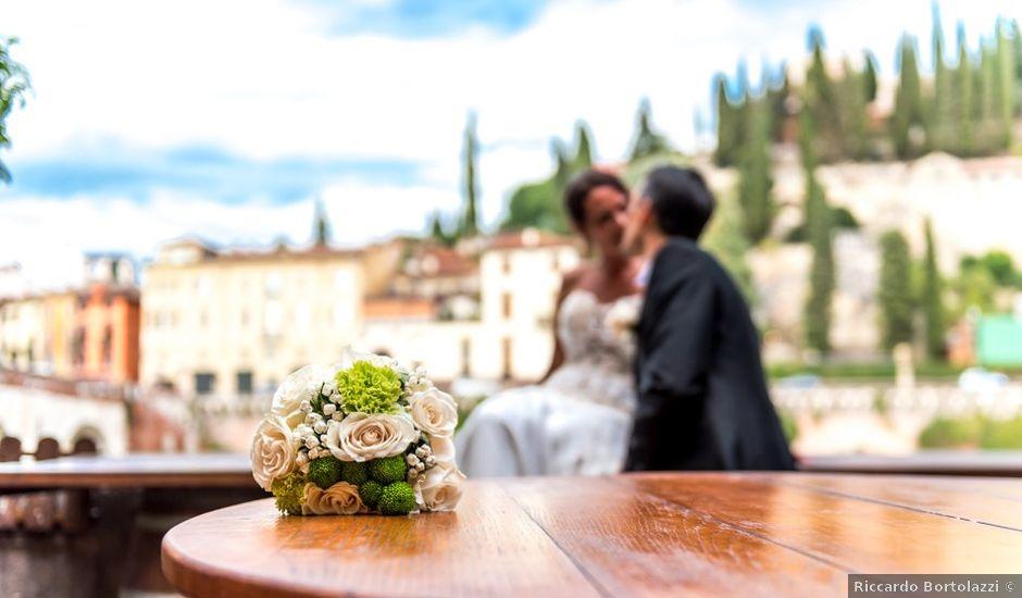 Il matrimonio di Paolo e Monica a Bardolino, Verona