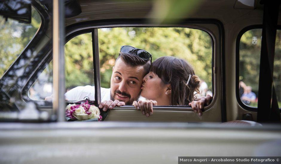 Il matrimonio di Luca e Alessandra a Treviglio, Bergamo