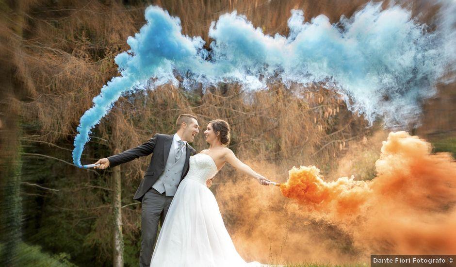 Il matrimonio di Dennis e Giulia a Torrebelvicino, Vicenza