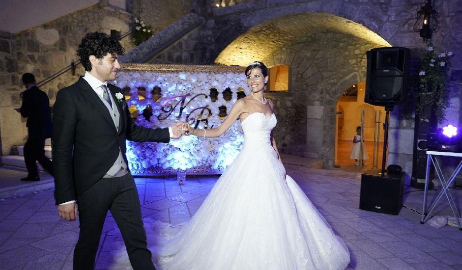 Il matrimonio di Romina e Nicola a Nola, Napoli
