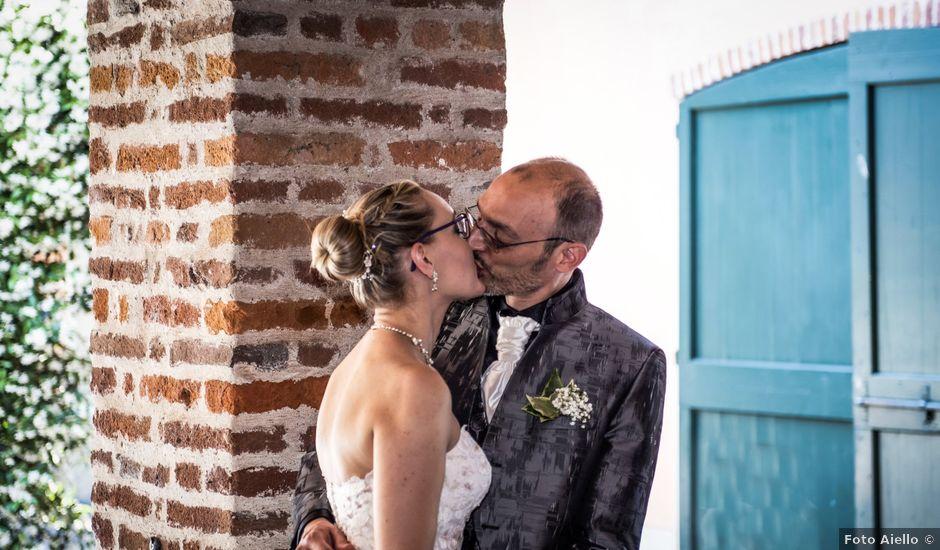 Il matrimonio di Luca e Silvia a Robecco sul Naviglio, Milano